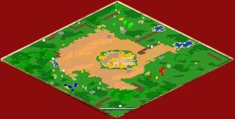 Золотая лихорадка (карта)