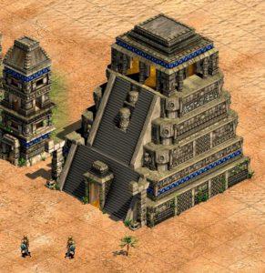 Замок ацтеков